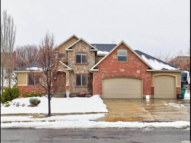 4063 W Ironwood Dr, Cedar Hills, UT 84062 (#1653345) :: The Canovo Group