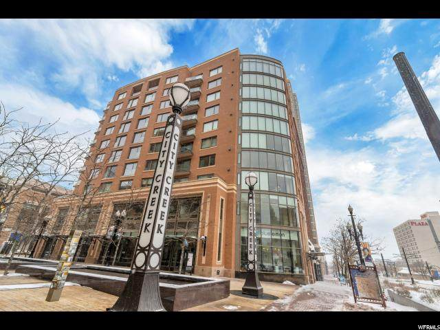 55 W South Temple #206, Salt Lake City, UT 84101 (#1653370) :: Colemere Realty Associates