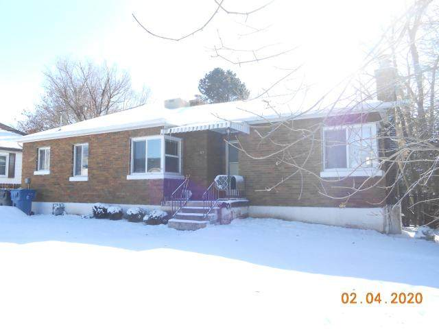 321 E 40TH St S, South Ogden, UT 84405 (#1653410) :: Doxey Real Estate Group