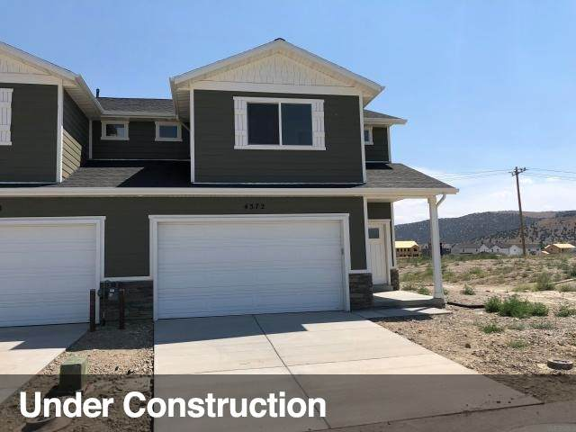 8062 N Clydesdale Dr #8, Eagle Mountain, UT 84005 (#1653514) :: Red Sign Team
