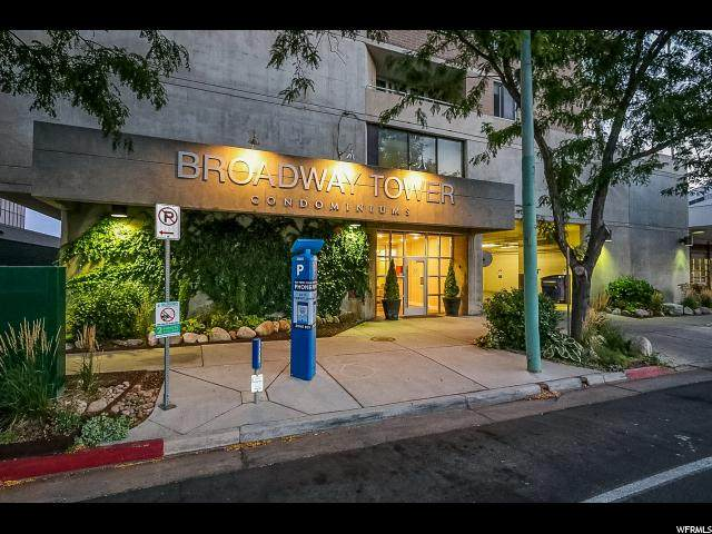 230 E Broadway S #405, Salt Lake City, UT 84111 (#1653530) :: goBE Realty