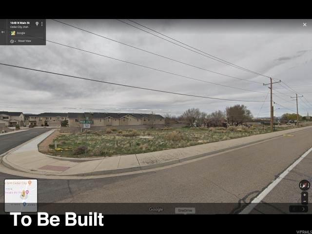 79 N Acres On N. Main St, Cedar City, UT 84721 (#1653532) :: The Fields Team