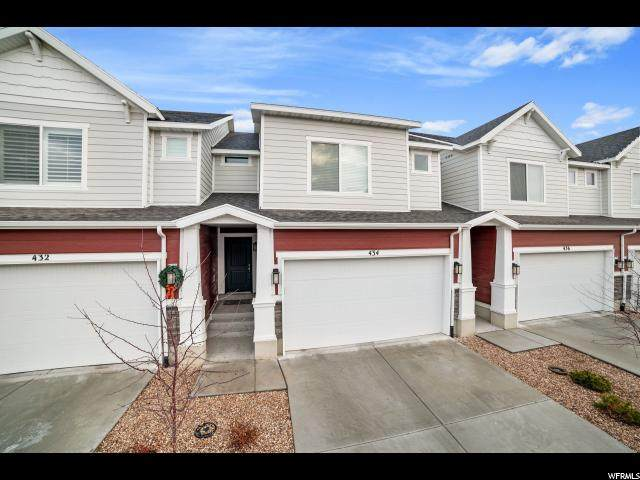 434 S Fox Chase Ln, Saratoga Springs, UT 84045 (#1653540) :: Red Sign Team