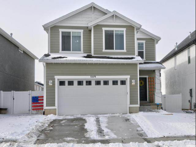 509 S Church Dr #283, Saratoga Springs, UT 84045 (#1653602) :: Red Sign Team