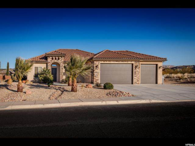 2735 S 3970 Cir W, Hurricane, UT 84737 (#1653628) :: Action Team Realty