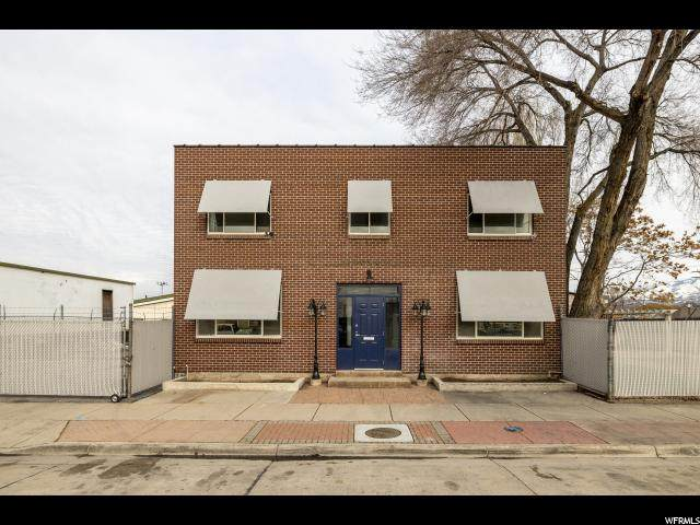 216 W Paxton Ave, Salt Lake City, UT 84101 (#1653665) :: The Fields Team