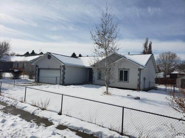 692 S 1950 W, Vernal, UT 84078 (#1653752) :: Colemere Realty Associates