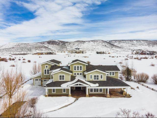 4846 Old Meadow Ln, Park City, UT 84098 (MLS #1653847) :: High Country Properties
