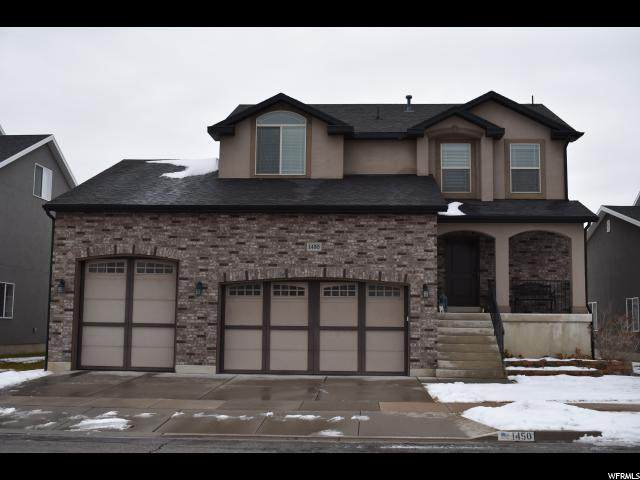 1450 Primrose Ln, Syracuse, UT 84075 (#1653868) :: Doxey Real Estate Group