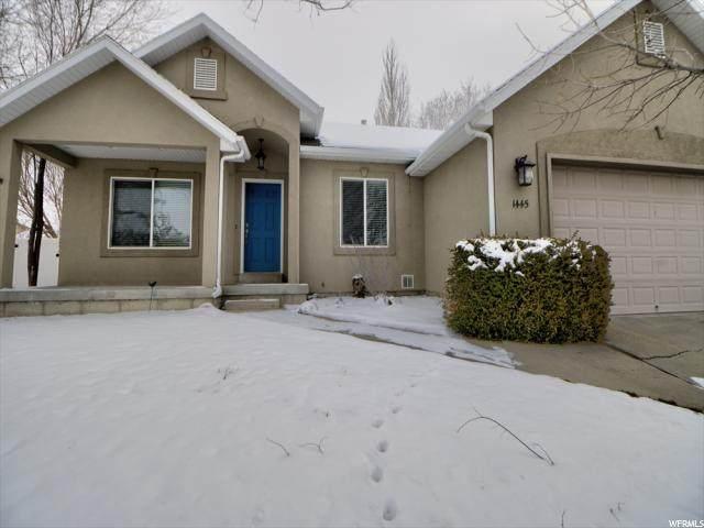 1445 S 150 W, Payson, UT 84651 (MLS #1653869) :: Lawson Real Estate Team - Engel & Völkers
