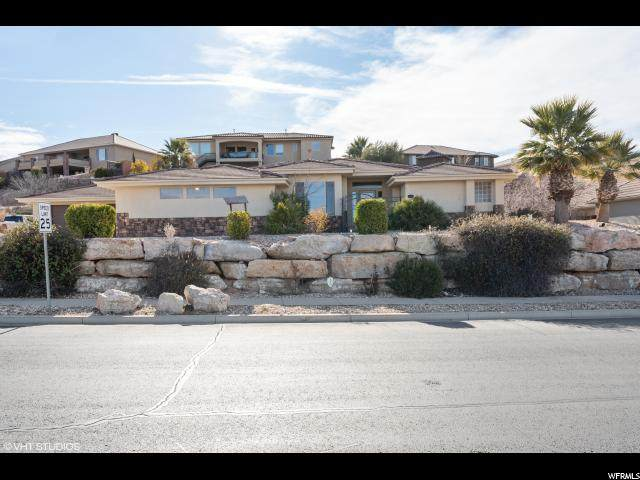 1952 E Knolls Drive S, St. George, UT 84790 (#1653870) :: Red Sign Team