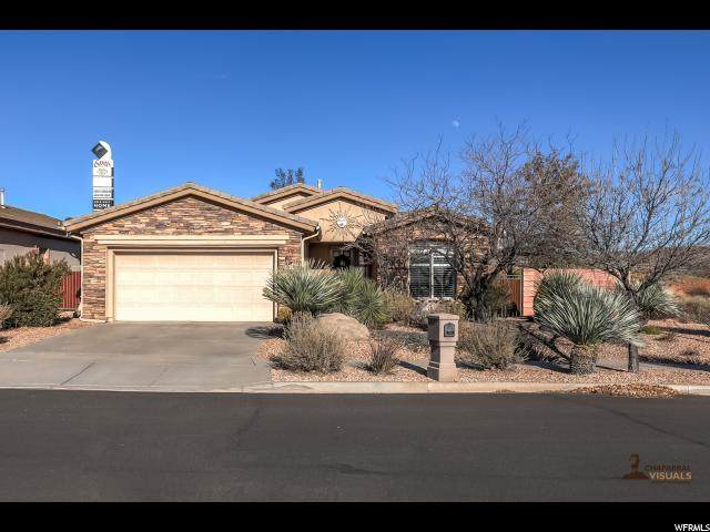 2428 N Expedition Ln, Washington, UT 84780 (#1653872) :: Big Key Real Estate
