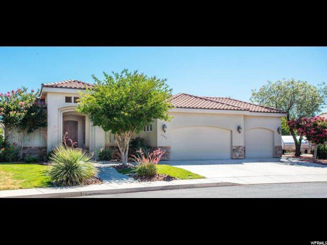 1592 N Parkstone Rd, Washington, UT 84780 (#1653924) :: Big Key Real Estate