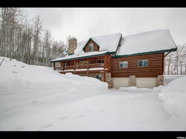 2180 Woodchuck Way, Coalville, UT 84017 (MLS #1653948) :: High Country Properties