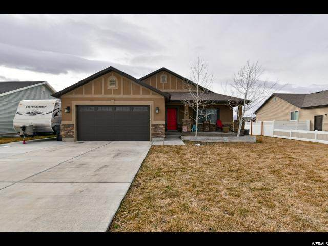 198 S Ranch Rd, Grantsville, UT 84029 (#1653959) :: Red Sign Team