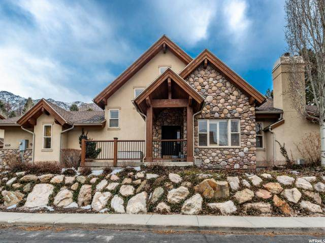 6519 S Canyon Ranch Rd, Holladay, UT 84121 (#1653976) :: Red Sign Team