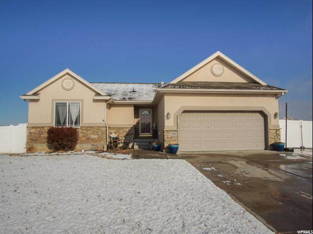2576 W 2580 N, Clinton, UT 84015 (#1653989) :: Doxey Real Estate Group