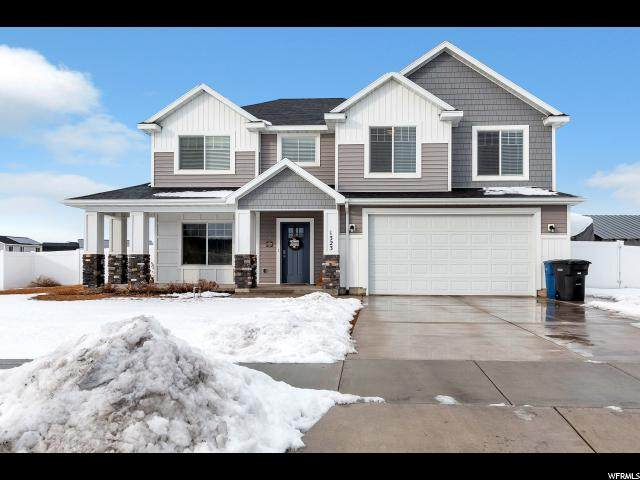 1323 W 3350 S, Nibley, UT 84321 (#1654018) :: Bustos Real Estate   Keller Williams Utah Realtors