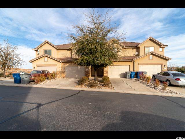 1000 E Bluff View Dr #19, Washington, UT 84780 (#1654035) :: The Fields Team