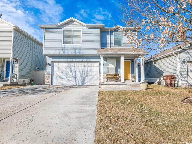 2163 E Summit Way, Eagle Mountain, UT 84005 (#1654077) :: RE/MAX Equity