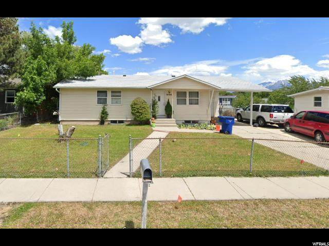 3498 W Valley Heights Dr. Dr, Taylorsville, UT 84129 (#1654122) :: Big Key Real Estate