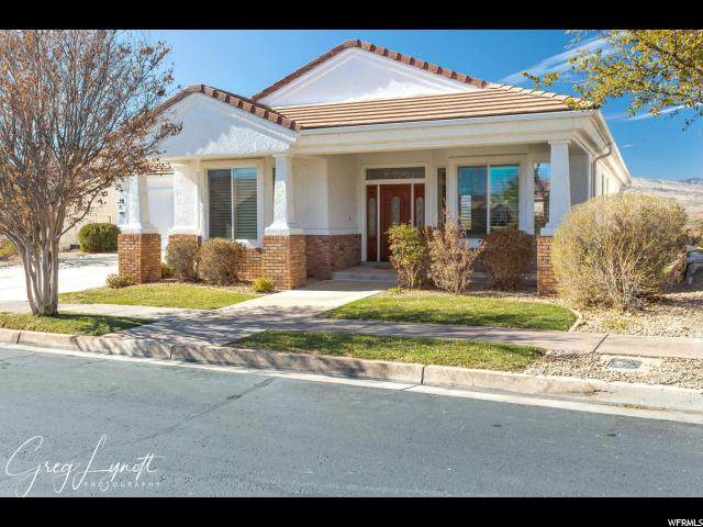 1866 Wide River Dr, St. George, UT 84790 (#1654177) :: goBE Realty