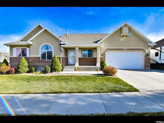 7967 S Cricket Ln, West Jordan, UT 84081 (#1654178) :: RE/MAX Equity