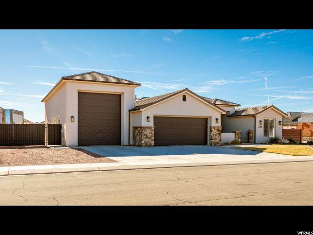 3379 W 2700 S, Hurricane, UT 84737 (#1654179) :: Action Team Realty