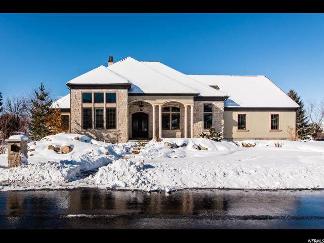3861 S 280 W, Nibley, UT 84321 (#1654191) :: Colemere Realty Associates