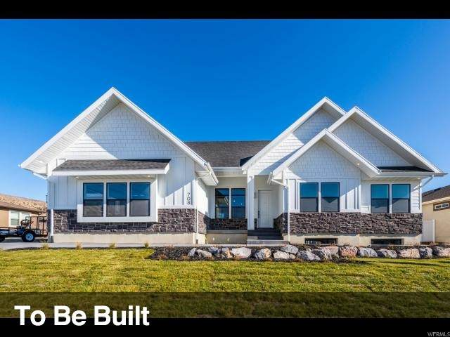 6593 W Bonnie Jean Ln #13, Herriman, UT 84096 (#1654213) :: Pearson & Associates Real Estate