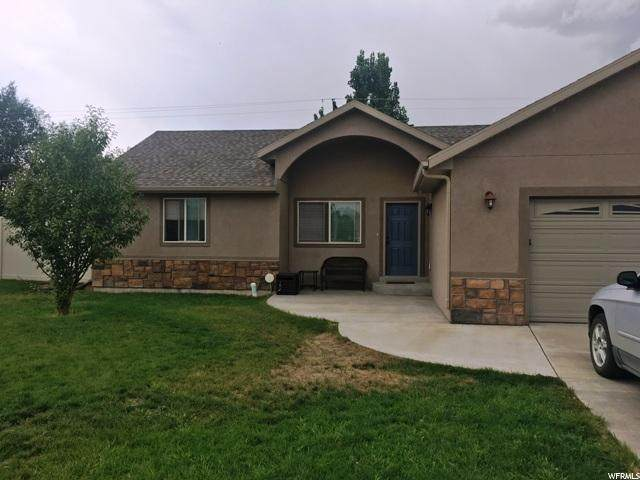 1454 W 250 S, Vernal, UT 84078 (#1654218) :: Colemere Realty Associates