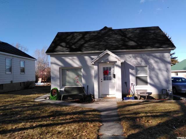 251 N 200 W, Brigham City, UT 84302 (#1654227) :: The Canovo Group