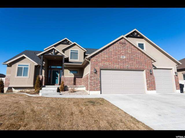 1364 W 2850 S, Syracuse, UT 84075 (#1654236) :: Doxey Real Estate Group