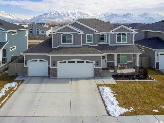49 S Samara St, Vineyard, UT 84058 (#1654261) :: Bustos Real Estate   Keller Williams Utah Realtors
