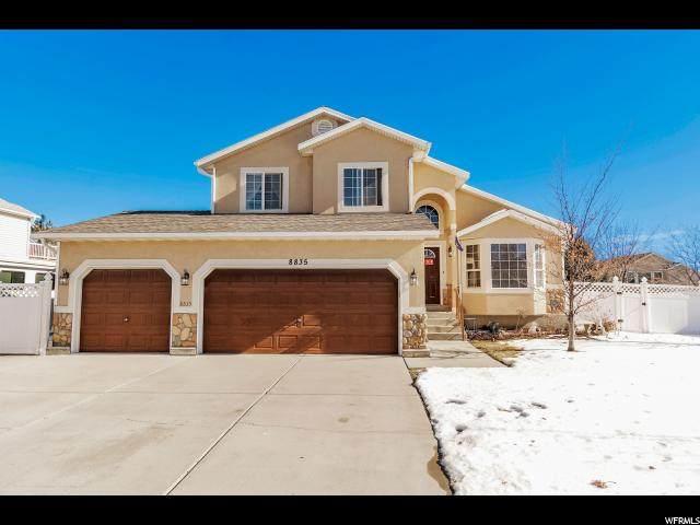 8835 S Aspen View Dr W, West Jordan, UT 84081 (#1654266) :: Big Key Real Estate