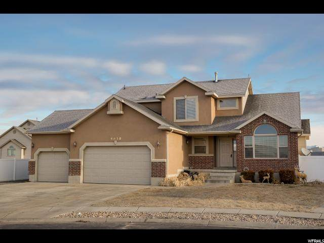 4638 W 5675 S, Hooper, UT 84315 (#1654290) :: Doxey Real Estate Group