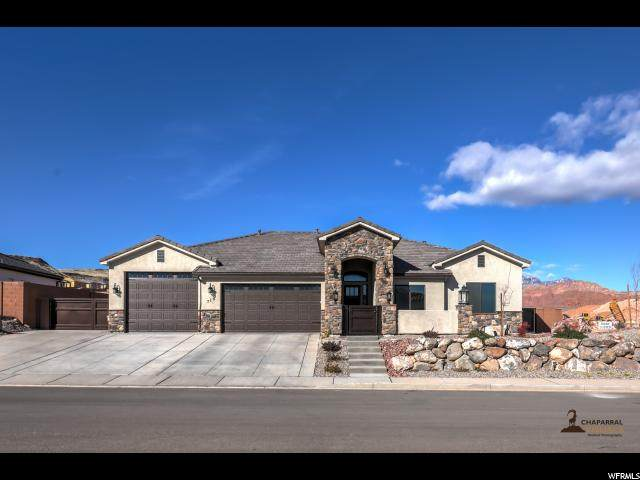 716 W Osprey Dr, Washington, UT 84780 (#1654317) :: Big Key Real Estate