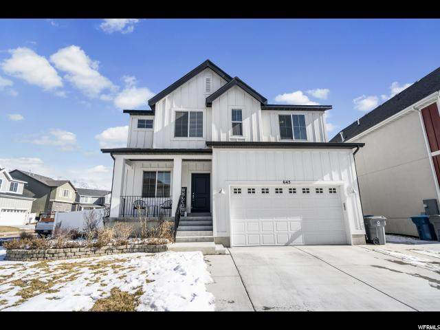 645 S Academy Dr, American Fork, UT 84003 (#1654327) :: The Canovo Group
