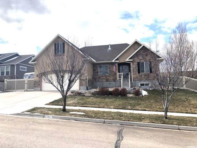 1138 S Valley View Dr, Santaquin, UT 84655 (#1654332) :: goBE Realty