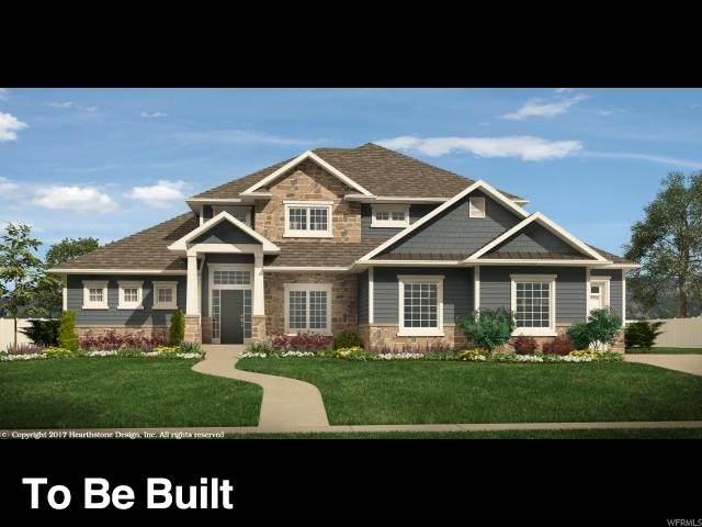 6584 W Bonnie Jean Ln #2, Herriman, UT 84096 (#1654356) :: Bustos Real Estate | Keller Williams Utah Realtors