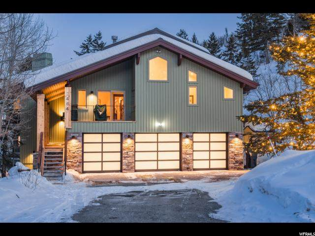 2464 Iron Mountain Dr, Park City, UT 84060 (#1654405) :: RE/MAX Equity