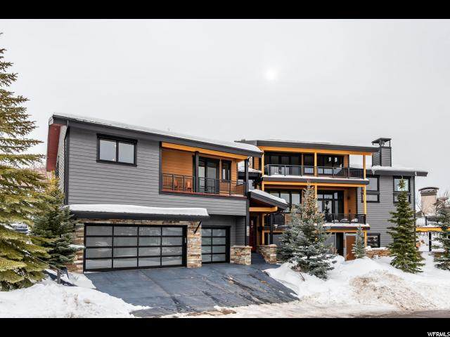 1486 April Mountain Dr, Park City, UT 84060 (#1654446) :: Doxey Real Estate Group