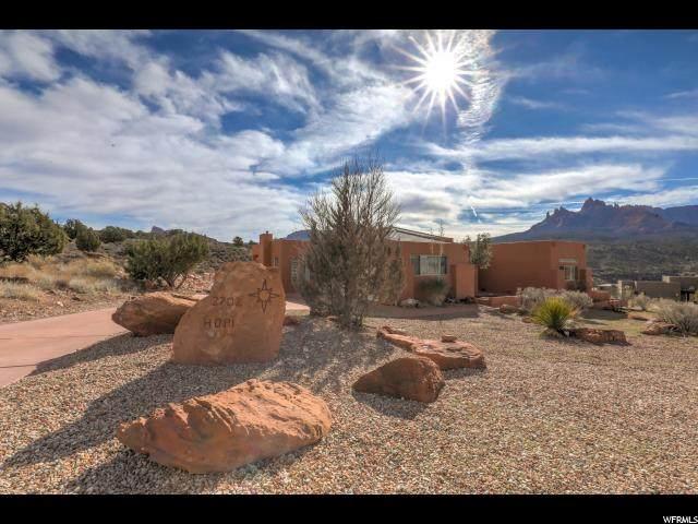 2702 Hopi Cir, Springdale, UT 84767 (#1654460) :: goBE Realty
