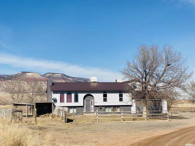 1561 N Mink Farm Rd, Richfield, UT 84701 (#1654505) :: Bustos Real Estate | Keller Williams Utah Realtors