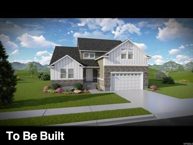 4842 N Mount Nebo Dr #415, Eagle Mountain, UT 84005 (#1654532) :: The Canovo Group