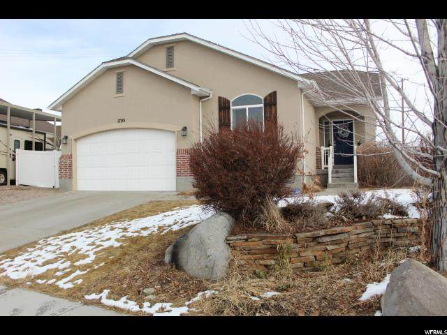 1793 S Chris Cir, Clearfield, UT 84015 (#1654547) :: Doxey Real Estate Group