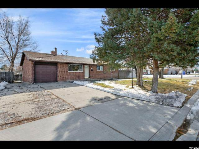 9877 S 730 E, White City, UT 84094 (#1654611) :: Big Key Real Estate