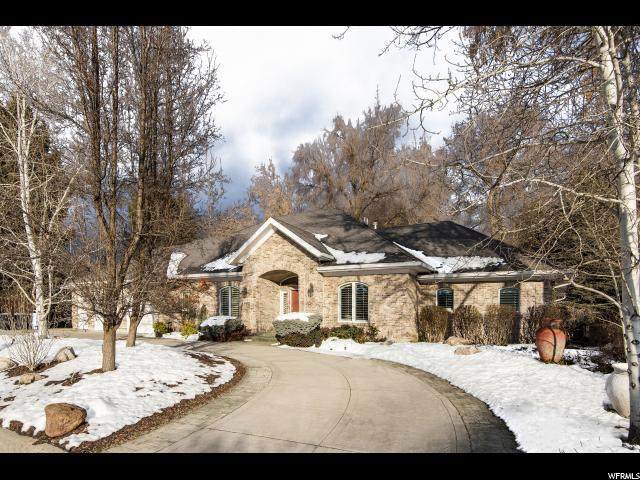 5457 S Merlyn Dr, Holladay, UT 84117 (#1654627) :: Bustos Real Estate | Keller Williams Utah Realtors