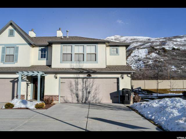 2672 E 8225 S #40, South Weber, UT 84405 (#1654635) :: Doxey Real Estate Group