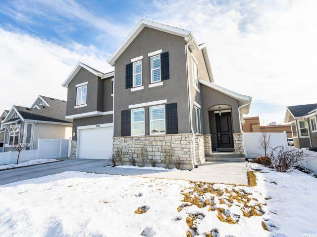 2399 W Cranberry Ridge Rd N, Lehi, UT 84043 (#1654637) :: Bustos Real Estate | Keller Williams Utah Realtors